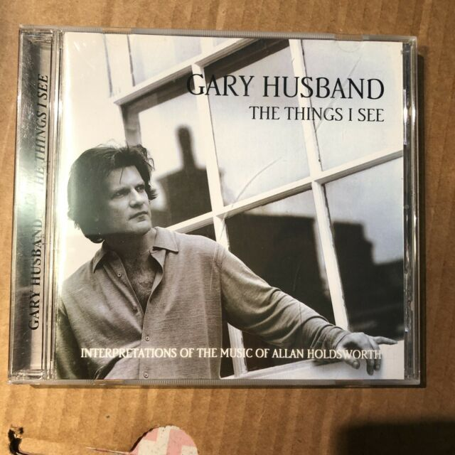 Gary Husband - Things I See (2001) Cd