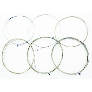 6-Corde-Bronze-per-Chitarra-Classica-Acustica-60XL-Nuovo-Qualita