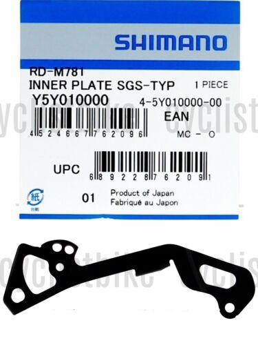 RD-M781 Shimano Deore XT Inner Plate SGS Type Y5Y010000 1pc NIB