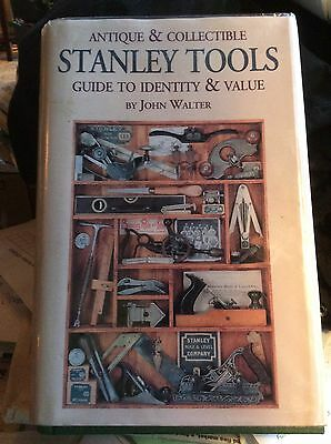 """Stanley Tools/John Walter's """"Value Guide & Identity"""" 2nd Ed."""