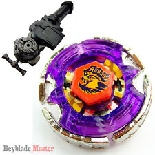 Beyblade Fusion Metal Masters BB-47 Earth Eagle (Aquila)+GRIP+LR Launcher