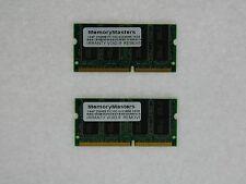 512MB  (2X256MB) SDRAM MEMORY RAM PC100 SODIMM 144-PIN