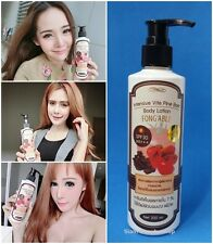 All In One Body Lotion Whitening Reduce Dark Spot Stretch Marks Sunscreen SPF30