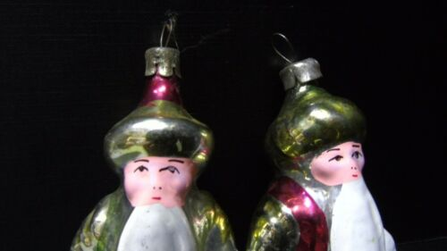 Details about  /Vintage Christmas toy New Year decorations of the USSR Christmas tree decorati