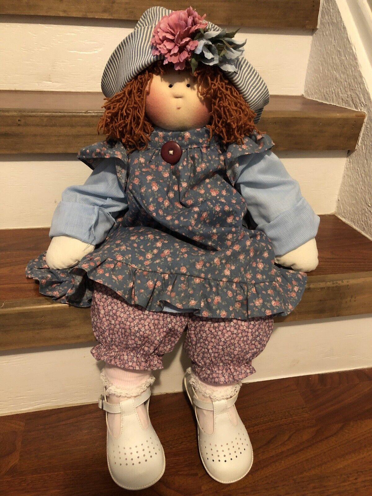 Little muñeca de almas por Gretchen Gretchen Gretchen Wilson 1995 Katherine Rareza Firmado Vintage Hecho A Mano  Envío y cambio gratis.