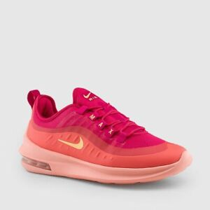 Details about Nike Womens Air Max Axis Premium Racer Rush Pink Running Shoes AA2168 601