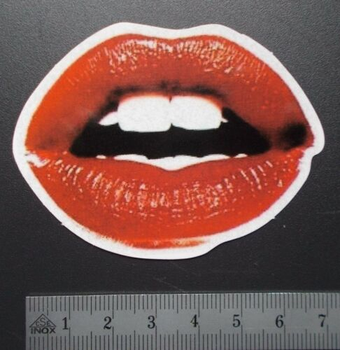 "Sticker Aufkleber Glanz-Optik /""Kiss Me/"" Stickerbomb Car-Styling Laptop"