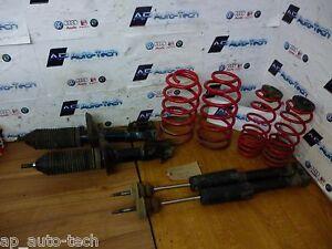 Lowering-Springs-amp-Shocks-Front-amp-Rear-Suspension-Super-Sport-VW-Golf-1992-MK