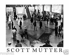 Scott Mutter Poster//Print// /'Chandelier/' //2004//17x22inch//Unpublished