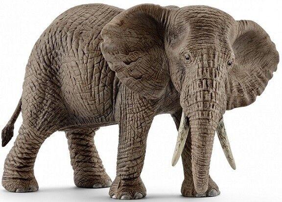 Schleich 14761 Afrikanische Elefantenkuh 14,5 cm Serie Wildtiere
