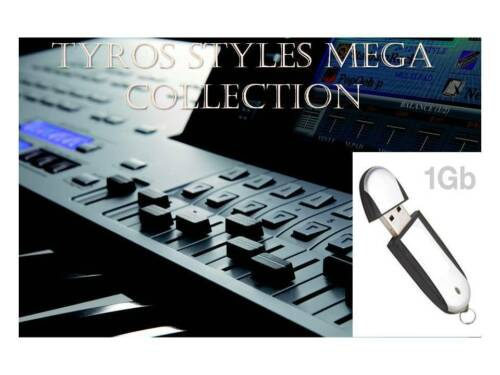 7000 Great Styles For Tyros 4