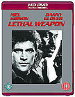 Lethal Weapon (HD DVD, 2006, Director's Cut)