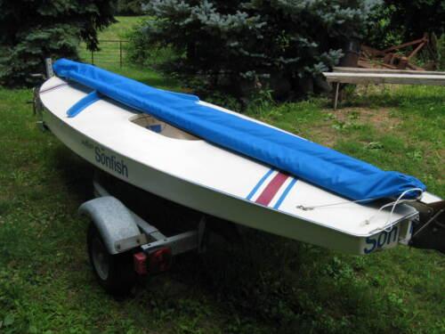 Sunfish Sailboat Spar Bag USA Marine Fabric-carry mast,spars,sail