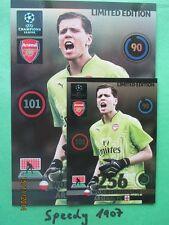 Champions League 2015 Limited Edition XXL Szczesny Arsenal Panini Adrenalyn 14