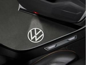 ★ORIGINAL VW LED-Logoleuchte für Türverkleidung Einstiegsleuchte 000052120C★
