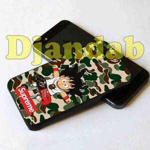 new products 5d54f 80d00 Details about Goku Bape iPhone Case For 6, 6 Plus, 6s, 6s Plus, 7, 7 Plus  Camo