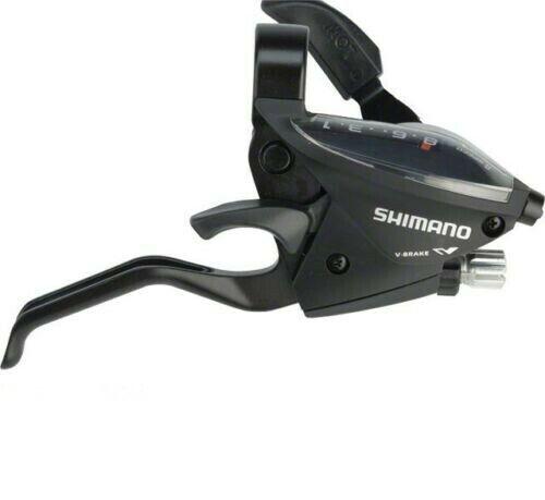 2 Finger Schalt,-Bremshebel NEU rechte Seite 8 fach Shimano ST-EF510-8