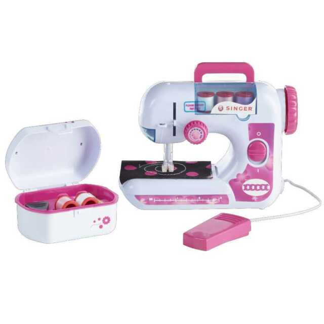 SINGER EZ Toy Starter Sewing Machine Set By Spotlight EBay Delectable Singer Ez Stitch Toy Sewing Machine