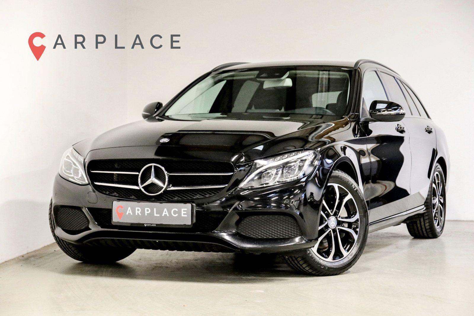 Mercedes C250 d 2,2 Avantgarde stc. aut. 5d - 374.900 kr.