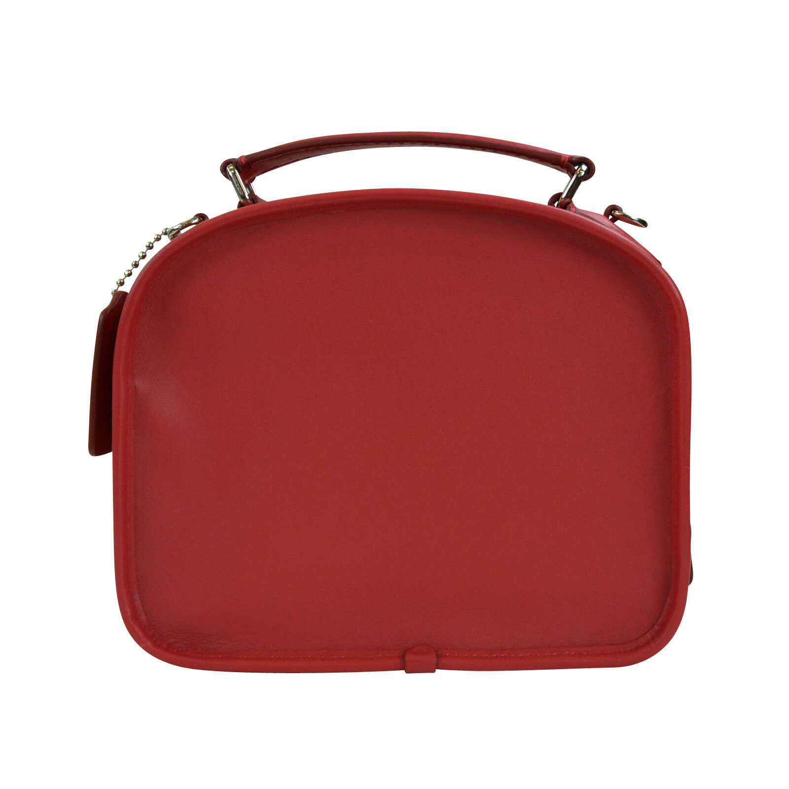61d65df09c54 Coach F11785 Sv true Red Lunch Pail in Retro Smooth Calf Leather for ...