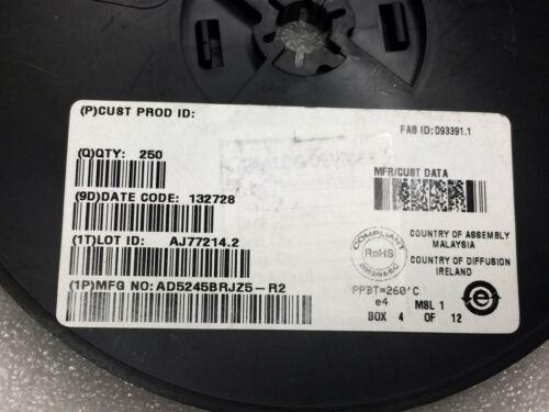 AD5245BRJZ5-R2 AD IC POTENTIOMETER DIGITAL 256 P ROHS 10 PIECES