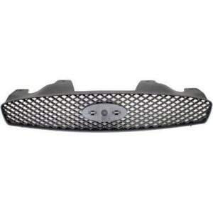 2004-2007 Ford Taurus Grille Black Canada Preview