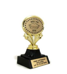 Best-Pie-Trophy-Prize-Award-Pumpkin-Pie-Mince-Apple-Cherry-Thanksgiving