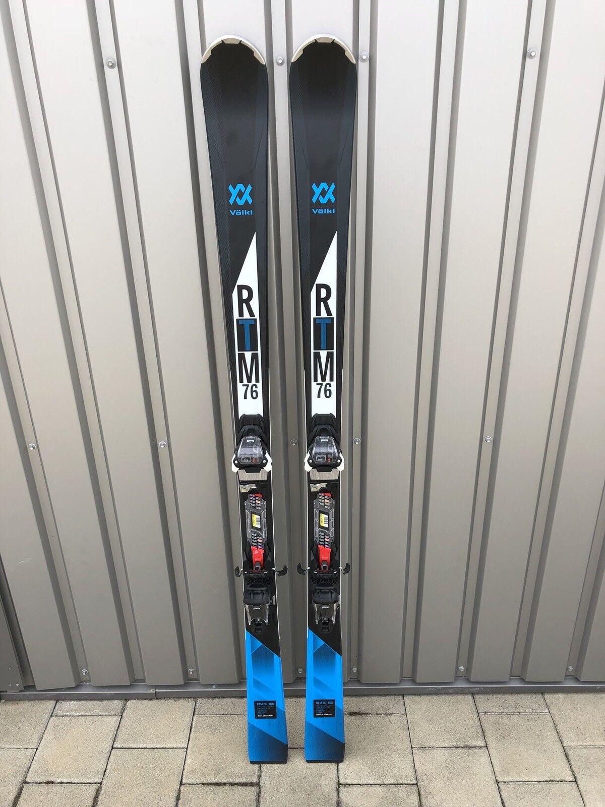 Völkl RTM 76 Ski 168cm vMotion2 10er Bindung Mod. 2017/18 Testski T168