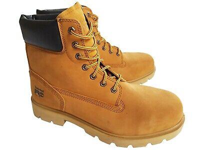Conciso entrenador Evento  Timberland PRO Sawhorse Men's safety boots UK 10.5 / EU 45   eBay