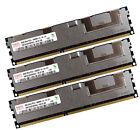 3x 8GB 24GB DDR3 1333 Mhz / 1066 Mhz ECC RAM Apple Mac Pro 4,1 5,1 PC3-10600