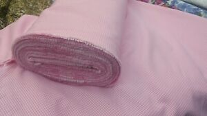 """PINK BENGALINE STRETCH DRESS MAKING FABRIC MATERIAL 56/"""" WIDTH BY THE METRE"""
