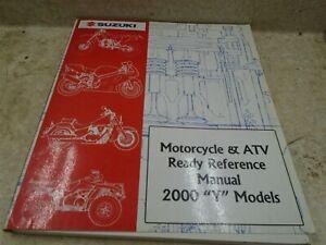 Suzuki Wiring Diagram Used Manual 2000 Y MODELS SR-353 | eBay