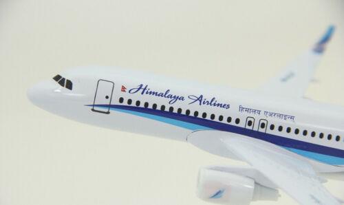 20CM Solid Himalaya AIRLINES BOEING 737-800 Passenger Airplane Diecast Model