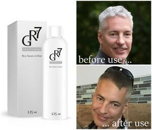 Details about GR-7 Professional Colour Returning Treatment for Grey Hair!