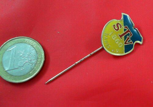 STV 1860 Ranis Anstecknadel Badge