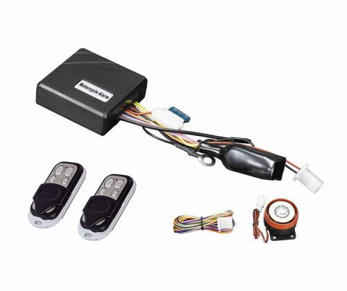 MV AGUSTA UNIVERSAL Alarme pour Moto 12 V avec télécommande