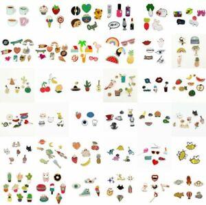 New-Lovely-Cute-Cartoon-Enamel-Lapel-Collar-Pin-Corsage-Brooch-Fashion-Jewelry