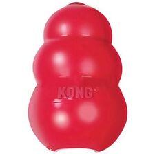 JOUET CHIEN KONG ROUGE S  pour chien jusqu'à 9kg