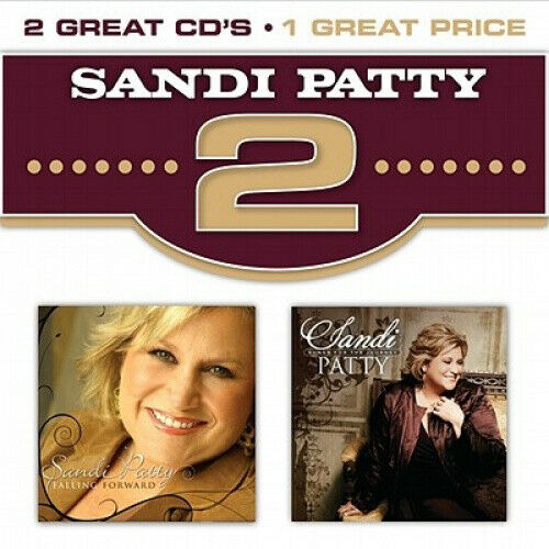 Falling Forward/Songs for the Journey by Sandi Patty.