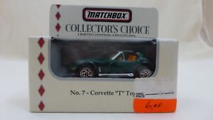 Image Is Loading 1994 Matchbox Collector 039 S Choice Cast 7