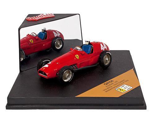 Quartzo 1 43 1955 Ferrari 625 Trintignant Monaco GP