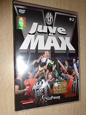 DVD N°2 JUVE AL MAX FC JUVENTUS CAMPIONE D'ITALIA 2014/2015 OFFICIAL PRODUCT