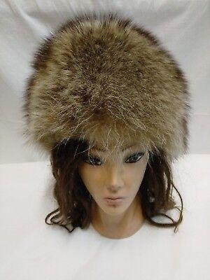 cappello donna di pelliccia vintage | eBay