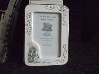 Me To You Fine Bone China 18th Birthday 6x4 Photo Frame Boxed