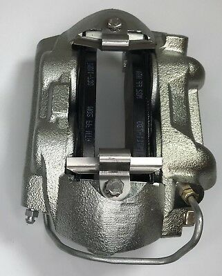 Mustang Front Disc Brake Caliper Crossover Lines 4 Piston 1964 1965 1966