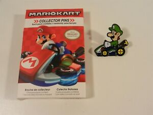 Nintendo Super Mario Kart Series 2 Collector Pins - Luigi