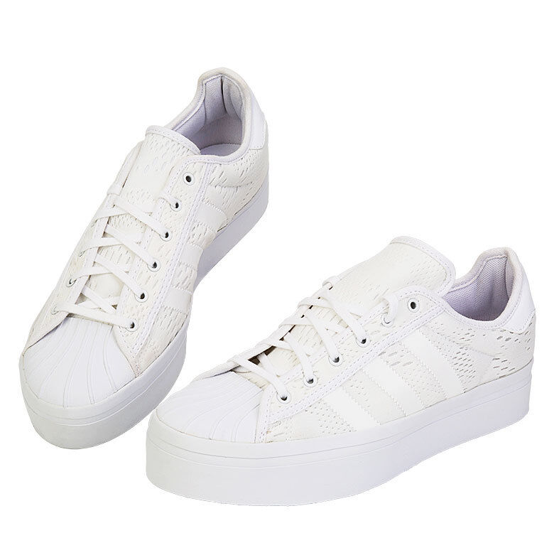Adidas Originals Women's Superstar Rize S75071 Women Sneakers shoes White
