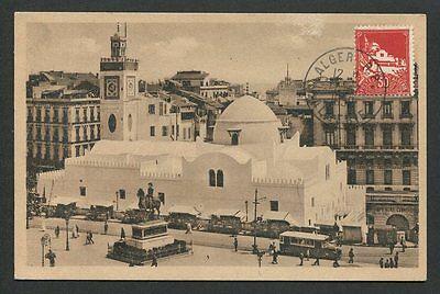 Architektur Briefmarken Aus Dem Ausland Importiert Algerie Mk 1950 Alger Mosquee Mosque Moschee Carte Maximum Card Mc Cm H0226 Herausragende Eigenschaften