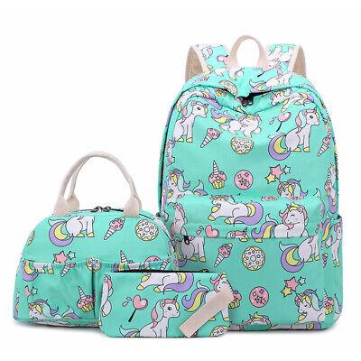 1672a Unicorn Backpack for Girls Kids Teen Boys Lovely Unicorn 3D Printed Large Drawstring School Bags Women Unicorn Travel Rucksacks Children Laptop Backpack Adult Cheap Book Bags Shoulder Bag