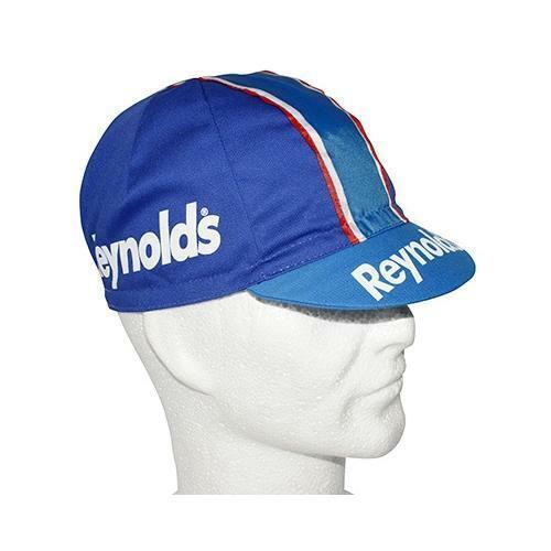 Vintage hat velo equipe reynolds-bike accessory